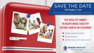 Healthy eating habits in children