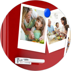 family meals, alimentation, nutrition, healthy eating