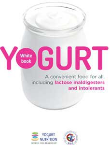 Yogurt, nutrition and lactose digestion