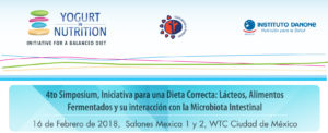 DI Mexico Symposium - Dairy, fermented food and microbiota