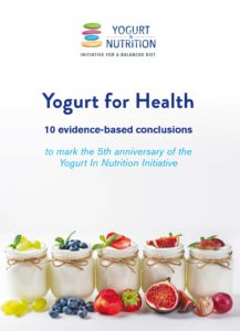 10 evidence based conclusion on the health effects of yogurt