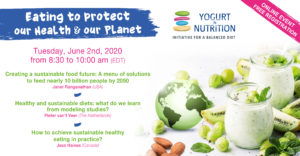 YINI symposium eating to protect our health and our planet